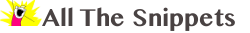 all-the-snippets logo